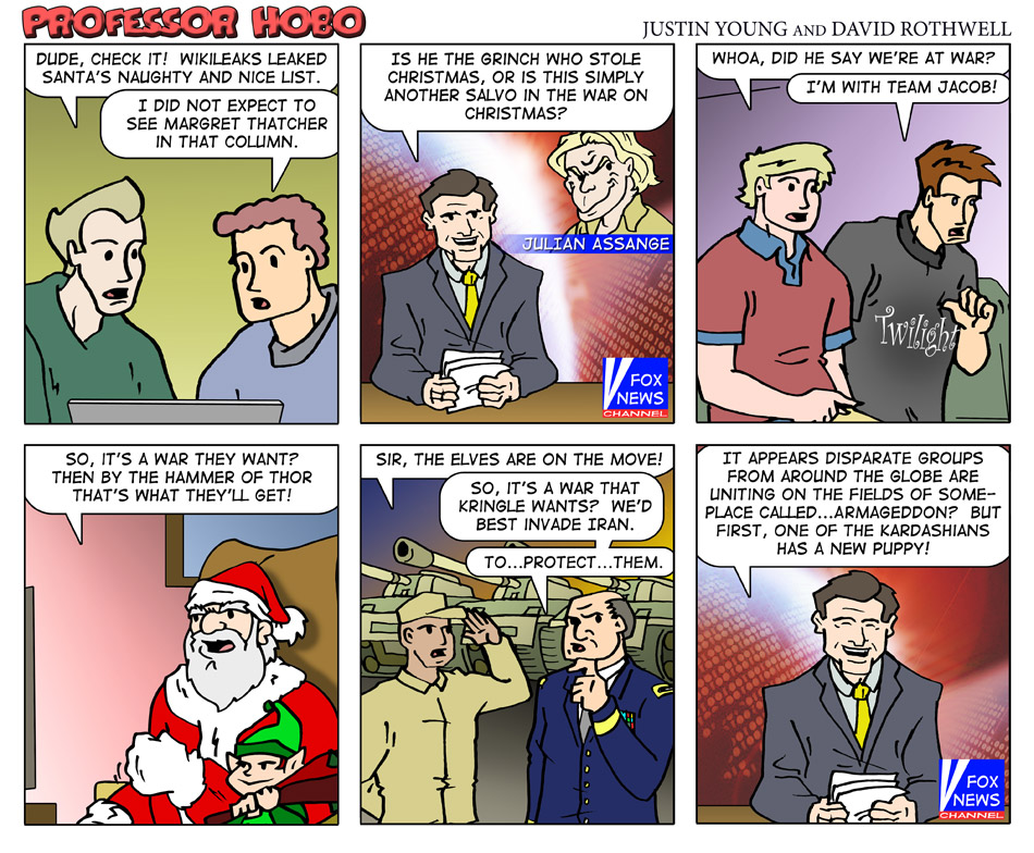 The War On Christmas: Part I