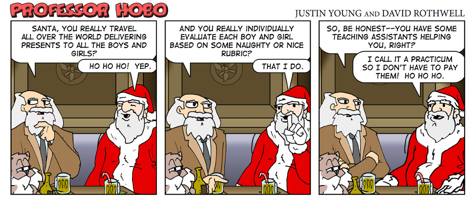 How Santa Does It