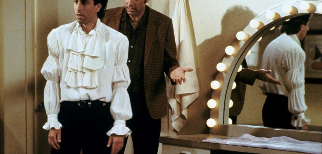 Seinfeld's puffy shirt