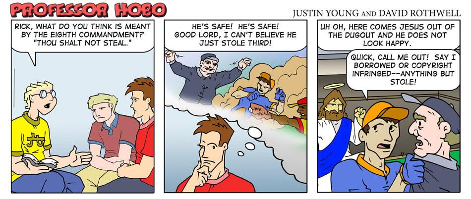 Eighth Commandment