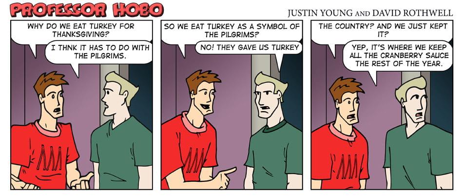 Why We Eat Turkey