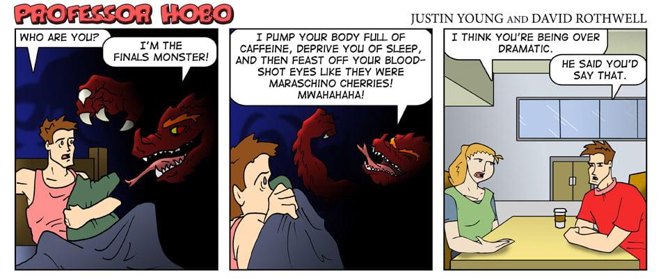 Finals Monster