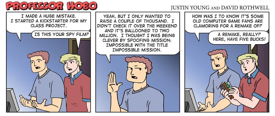 Kickstarter Follies