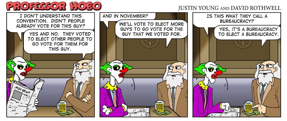 Convention Politics