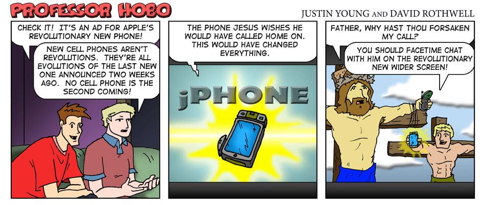 The jPhone