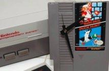 Nintendo clock