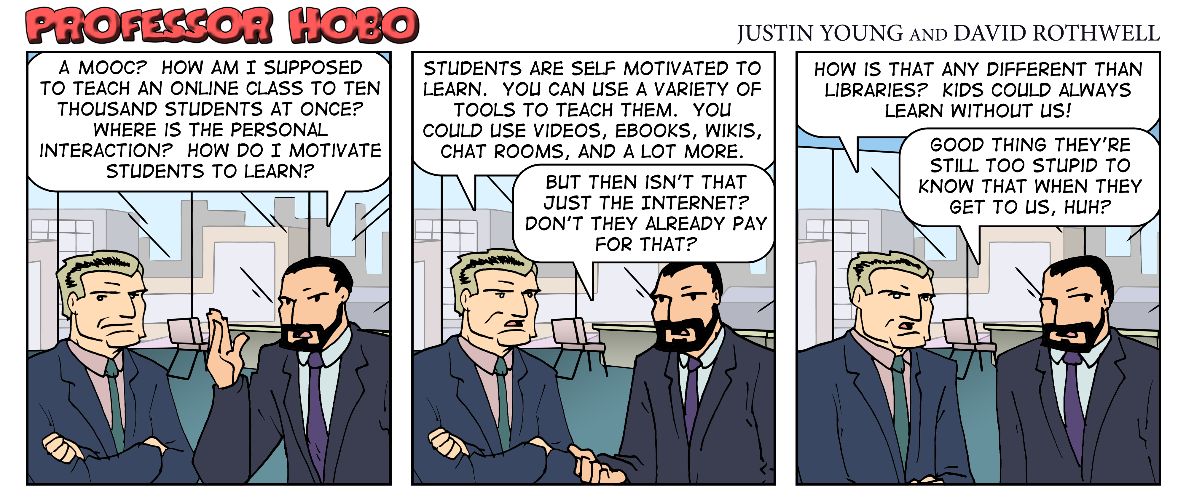 MOOC Justification