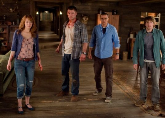 31 Days of Halloween: Day 21 – The Cabin in the Woods