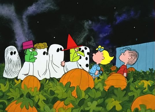 31 Days of Halloween: Day 19 – It's the Great Pumpkin, Charlie Brown