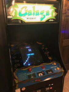 Galaga is one of the most popular shooters ever.
