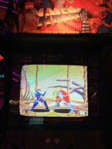 X-Men: Children of the Atom was the beginning of the popular X-Men/Marvel fighting game series.