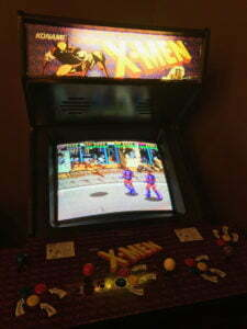 The 90s X-Men arcade beat 'em up is one of the more popular of the genre.
