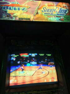NBA Showtime is the followup to the NBA Jam games.